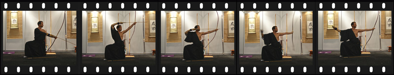 Bart Willfert, Kyudo